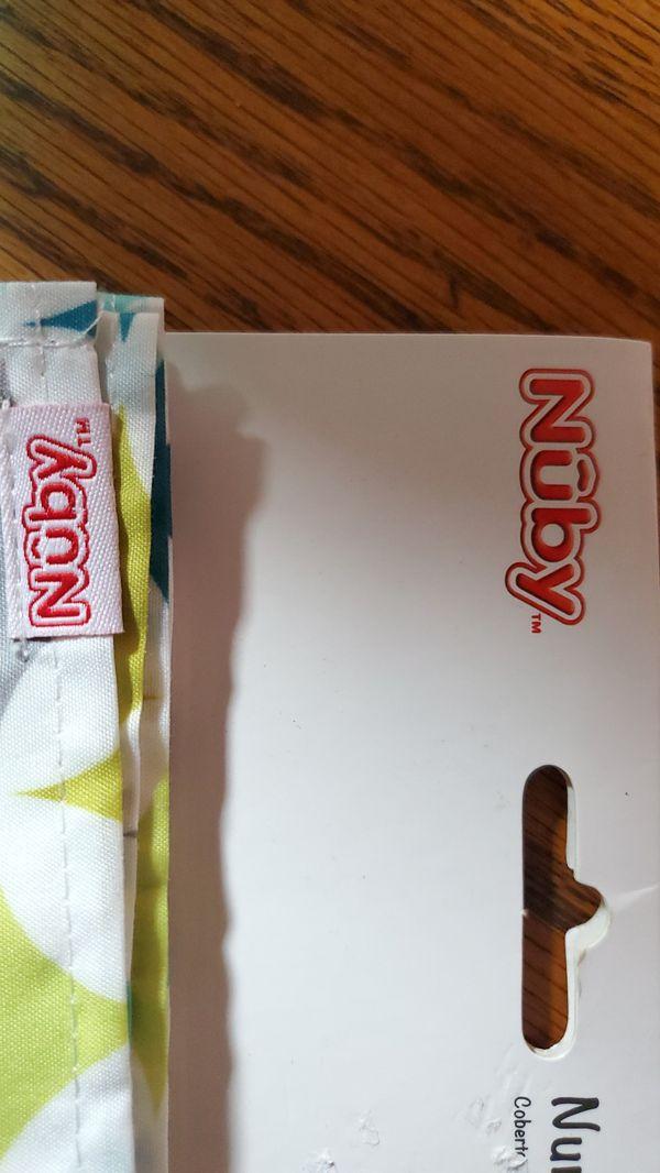 Nuby nursing cover