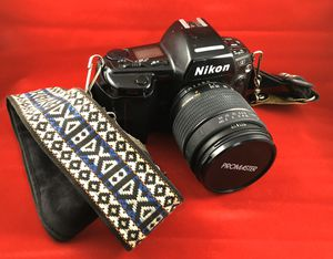 Nikon N90 35mm film SLR camera for Sale in Windermere, FL