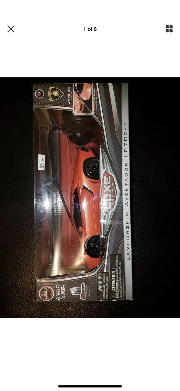 RC Lambo Toy Car
