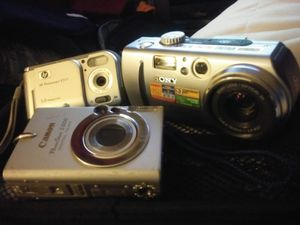 Digital cameras for Sale in Alexander, AR