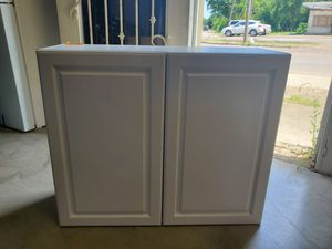 Hampton Bay Designer Series Elgin Assembled 36x30x12 in. Wall Kitchen Cabinet in White for Sale in Dallas, TX