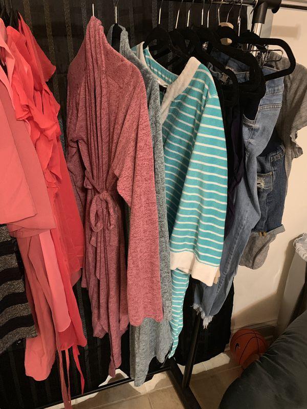 Maternity Clothes Size Medium $50
