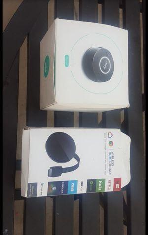Speaker and Google chromecast for Sale in Long Beach, CA