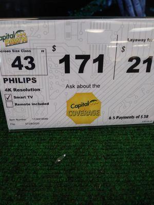 Philips tv for Sale in Sebring, FL