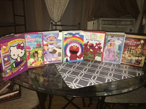 Toddler bundle movies for Sale in Providence, RI