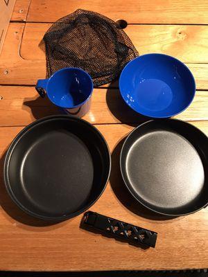 New Unused Camping Cook Set for Sale in Manassas, VA