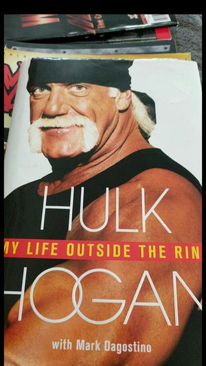 """Hulk hogan """"my life outside the ring"""" for Sale in Los Angeles, CA"""