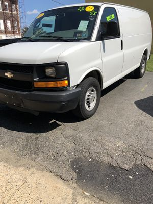 CHEVY EXPRESS CARGO VAN-$595 DOWN PAYMENT-BAD/NO CREDIT-START MOVING BUSINESS!! for Sale in Philadelphia, PA