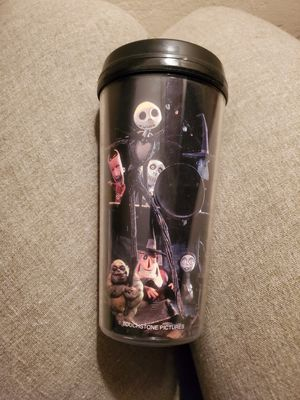 Nightmare Before Christmas mug/tumblr from the 90s. Never used for Sale in San Mateo, CA