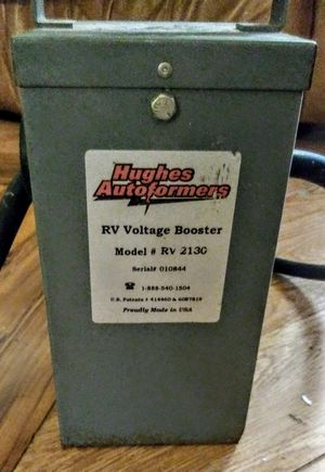 RV voltage booster for Sale in Zephyrhills, FL