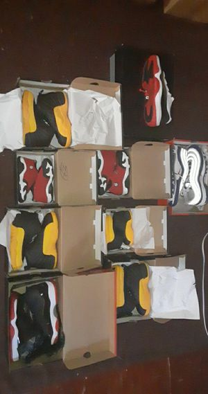 Air Jordan's lot for Sale in Milwaukee, WI