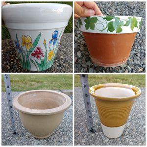 Flower pots for Sale in Puyallup, WA