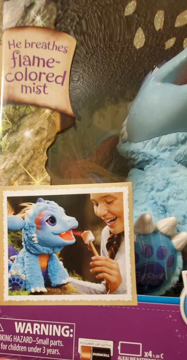 FurReal Friends Torch my Blazin' Dragon