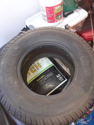 Like new trailer tire for Sale in Essex, MD