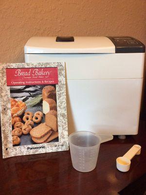 Bread Maker - Panasonic for Sale in Modesto, CA