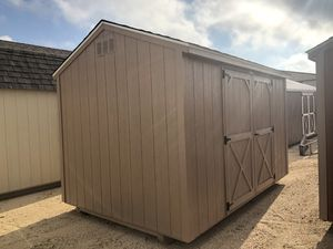 8x12 Utility Shed-Storage Shed for Sale in Manchaca, TX
