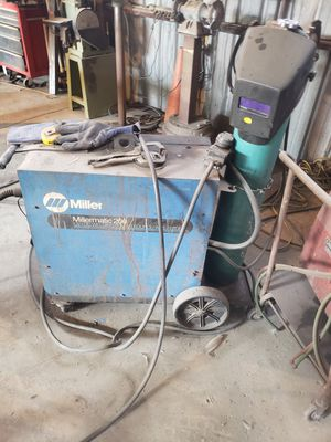 Millermatic 200 welder for Sale in Fresno, CA