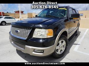2003 Ford Expedition for Sale in Miami, FL