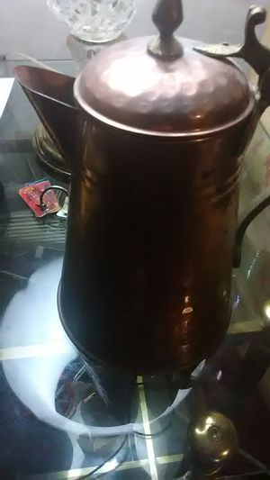 All copper tea pot for Sale in Monongahela, PA