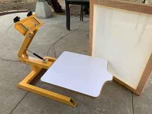 T- Shirt Screen Printer for Sale in Fresno, CA