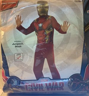 Iron Man Costume for Sale in NO POTOMAC, MD