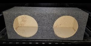 """Box For 12"""" Subwoofer for Sale in Pittsburgh, PA"""