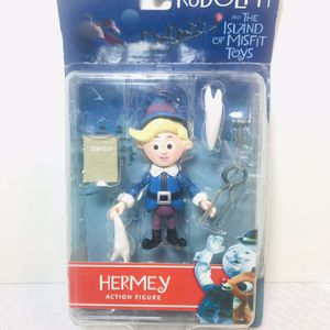2001 Rudolph The Red Nose Hermey Figure for Sale in Providence, RI