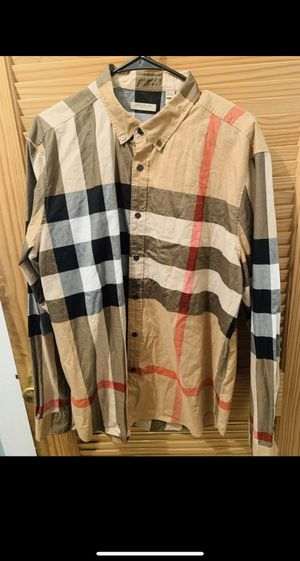 Authentic Burberry Brit Shirt for Sale in Fresno, CA