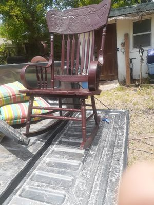 Rocking chair for Sale in San Antonio, TX