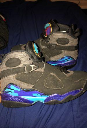 Jordan Retro Aqua 8's for Sale in Tempe, AZ