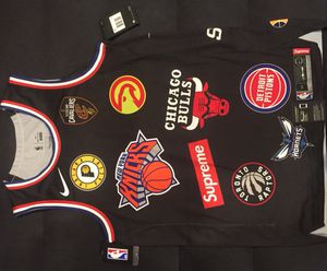 Supreme x Nike x nba Jersey for Sale in Fort Washington, MD