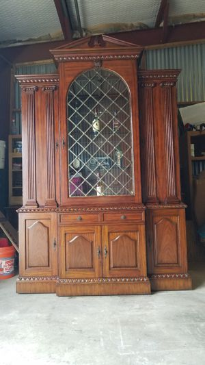 Liquor wine cabinet for Sale in Hewitt, TX