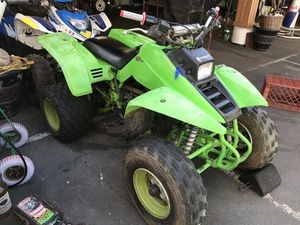 ATV 2004-Kawasaki Mojave 250 for Sale in Elizabeth, NJ