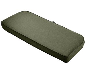 "CLASSIC ACCESSORIES MONTLAKE BENCH CONT. CUSHION FOAM & SLIP COVER, HEATHER FERN, 41X18X3"" THICK for Sale in Las Vegas, NV"