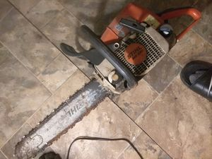 Stihl Ms 290 chainsaw for Sale in Lake Wales, FL