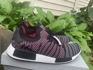 New Adidas Nmd r1 Primknit stlt Sz 12 for Sale in Lewis Center, OH