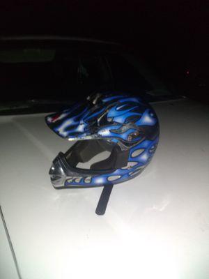 Small size motor bike helmet for Sale in Colorado Springs, CO