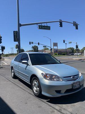 2005 Honda Civic Hybrid for Sale in Vallejo, CA