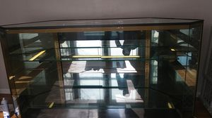 Glass display case for Sale in Sanger, CA