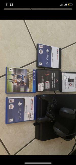 PlayStation 4 for Sale in Hudson, FL