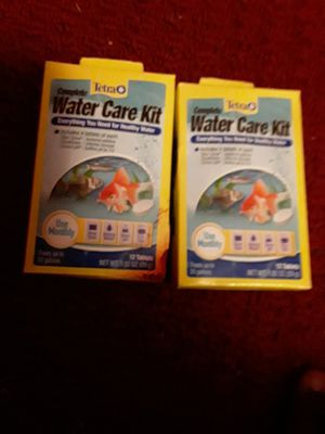 Aquarium Ph tablets for Sale in Salem, MO