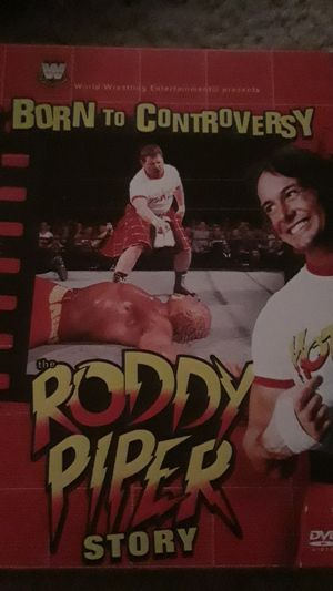 WWE THE RODDY PIPER STORY for Sale in Santa Ana, CA