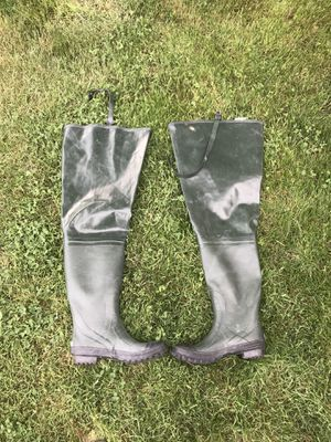 Hodgman wader boots size 10 for Sale for sale  Edgewood, WA