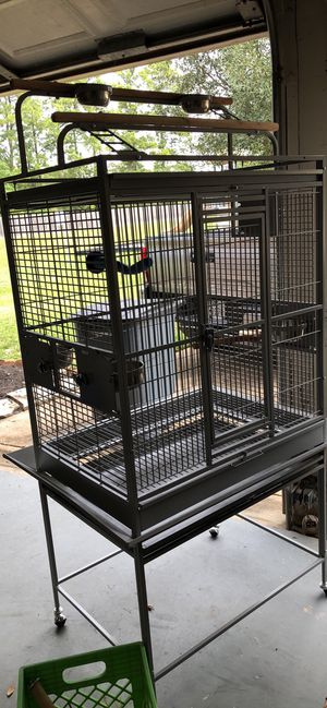 Big bird cage for Sale in Spring, TX