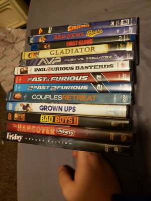 Dvds for Sale in Fountain, CO