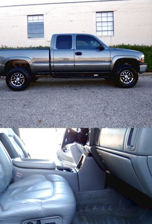 2001 Chevrolet Silverado for Sale in Green Mountain, NC