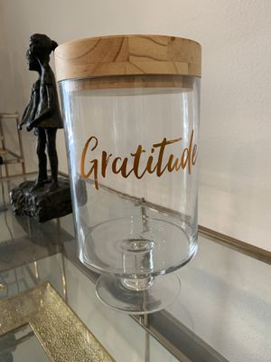 Gratitude Jar for Sale in Culver City, CA