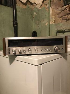 Vintage Kenwood KR-3400 stereo Receiver for Sale in Swedesboro, NJ