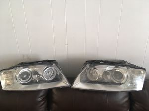 04-10 Audi A8L Quattro headlight for Sale in Baltimore, MD