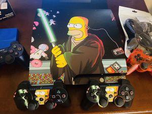 Custom HD Darth Homer CFW PS3 for Sale in Las Vegas, NV